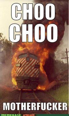 Choo!