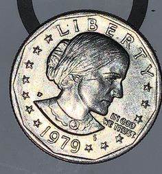 One Dollar, Dollar Coin, Susan B. Anthony, Rare Coin Values, Old Coins Value, Old Coins Worth Money, Sell Coins, Valuable Coins, Coin Prices