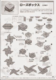 """""""Blog origami  diagramas y fotos"""""""