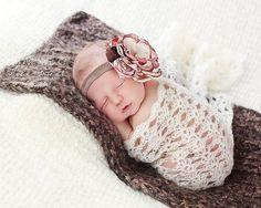 Instant Download - Newborn Mohair Wrap Crochet PATTERN PDF - newborn photography prop - 2 styles - 2 patterns in 1