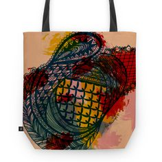 Bolsa Every me, every you de @jurumple | Colab55