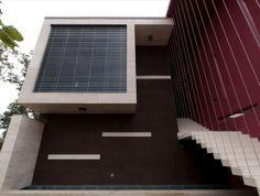 Irodaépület, Budaörs, #árnyékoló, #építészet, #zsaluzia, #homlokzat, #alumínium