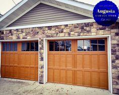 Wayne Dalton Garage Doors installed by Augusta Garage Door.