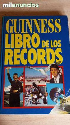Vendo Libro Guinness de los récords año 80. Anuncio y más fotos aquí: http://www.milanuncios.com/libros/libro-guiness-de-los-records-ano-80-142736430.htm