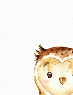 Just another Sosyeter Sites site - Watercolor owl print - Nursery wall art - Cute baby girl art - Watercolor nursery - Nursery wall art - Baby room decor - Baby shower Baby Room Art, Baby Wall Art, Baby Art, Art Wall Kids, Nursery Wall Art, Girl Room, Girl Nursery, Giraffe Nursery, Woodland Nursery