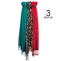 Wrap and Style Three Pack Scarves $19.99 www.youravon.com/pamelataylor