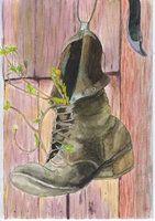 Shoe by AiryFairyWish
