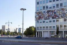 Berlin | Haus des Lehrers + Karl-Marx-Allee | 2013