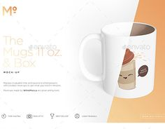 "Check out new work on my @Behance portfolio: ""The Mugs 11 oz. and Box Mock-up"" http://be.net/gallery/50468101/The-Mugs-11-oz-and-Box-Mock-up"