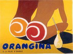 orangina-posters-bernard-villemot-1972