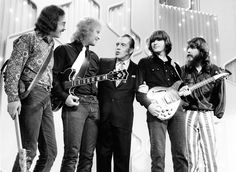 Creedence Clearwater Revival on The Ed Sullivan Show (1969)
