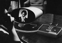 Picturephone - From Bell Telephone Magazine, Spring 1966