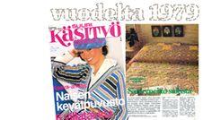 Sukkahousuista(!) virkattu päiväpeitto Ohje: http://www.kodinkuvalehti.fi/artikkeli/suuri_kasityo/neulonta_ja_virkkaus/sankypeitto_sukkahousuista