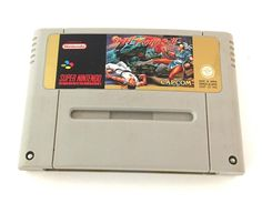Nintendo Super Nintendo – Street Fighter II - Super Nintendo
