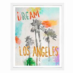 Visit LA | Framed Art | Art by Type | Art | Z Gallerie