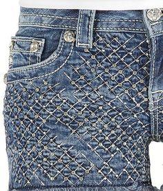 adorable miss me glitz shorts