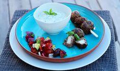 Greske kjøttboller fylt med Apetina