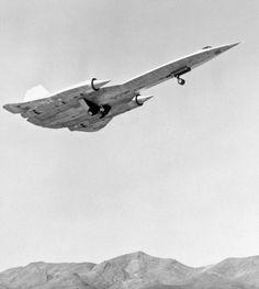 La evolución del avión espía SR-71 Blackbird en espectaculares imágenes