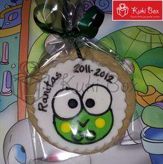#Galleta #Cookie para fiesta fin de curso #kid #niños #fondant