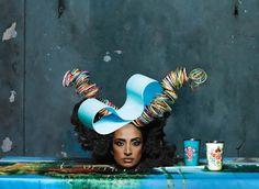 LittleShilpa / Shilpa Chavan HEADONISME #conceptM #Berlin #BlowPRLondon
