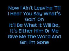 Luke Bryan - Someone Else Calling You Baby (Lyrics)