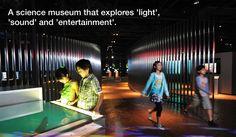 Sony Explorascience Museum
