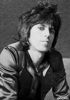 Keith Richards. #TheRollingStones