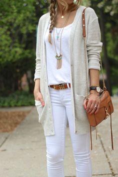 Lilly Style: white on white