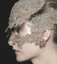 kamila filipcikova at valentino haute couture autumn/winter 2009-2012