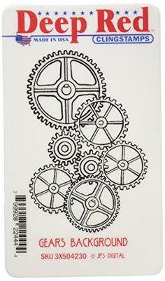 Steampunk Gear Drawings