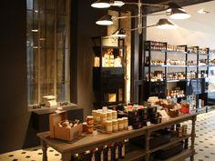 La Boutique des saveurs, l'épicerie-resto nature de Paris !