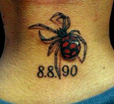 I am absolutely petrified of spiders but love how this one looks real with the shading!