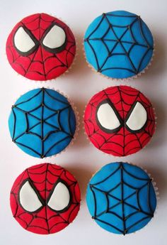 Spiderman Cake Ideas Free : U Cake Ideas