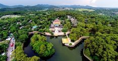 Tu Duc Tomb with one of the historic monuments belonging to Hue ancient vestige complex. Contact Asia Master Tours to explore Tu Duc Tomb in Hue. Stuff To Do, Things To Do, Water Pictures, Vietnam Travel, Vietnam War, Famous Places, Historical Sites, Natural World, Cool Places To Visit