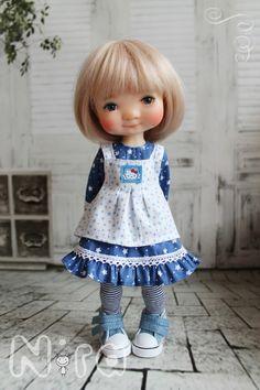 MeadowDolls BJD's Clay Dolls, Bjd Dolls, Reborn Dolls, Dollhouse Dolls, Miniature Dolls, Cute Baby Dolls, Cute Babies, Dolly Doll, Homemade Dolls