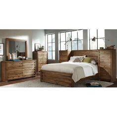 Loon Peak® Melrose Platform Customizable Bedroom Set