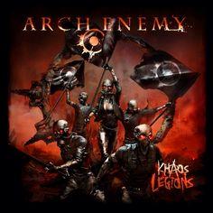 Arch Enemy - Khaos Legions - 2011