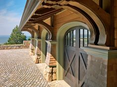 Garage And Shed Photos Beautiful Front Doors Design Ideas, Pictures, Remodel, and Decor