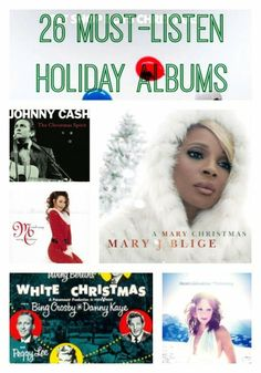 26 Must-Have Holiday Albums for Your Christmas Dinner Playlist