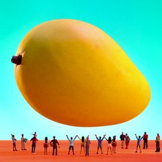SpecialGuest + Sagmeister & Walsh Deliver Vibrant Stop-Motion for Frooti #Anzeigen #Ideen & #Inspiration #Campaign #Werbung #advertise #design #layout #graphicdesign #posterdesign #Plakat #Print