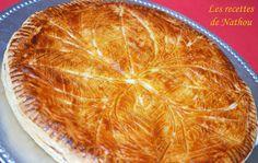 Les recettes de Nathou: Galette des Rois pour l'Epiphanie (frangipane)