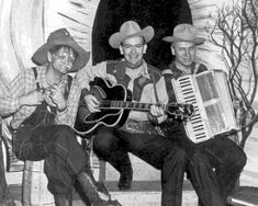 """Local children's TV programing in the 1950's included """"T-Bar-V- Ranch Time"""" with Cactus & Randy on WHAS & """"The Magic Forest"""" on WAVE with Ed Kallay (Uncle Ed) and Julie Shaw."""