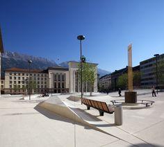 Landhausplatz 07 photo guenter wett « Landscape Architecture Works   Landezine