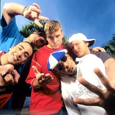 BSB. My ultimate boy band loves and the best boy band ever.