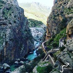 The Caminito del Rey #caminitodelrey #ardales #andalucia #spain