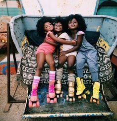 Black Girls Rock, Black Girl Magic, My Black Is Beautiful, Beautiful People, Beautiful Babies, Curly Hair Styles, Natural Hair Styles, Pelo Afro, Pelo Natural