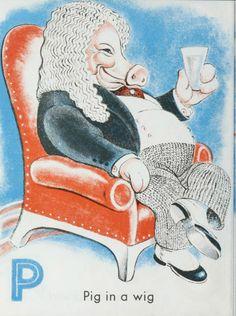 Fritz Eichenberg, Ape in a cape: an alphabet of odd animals (1952)
