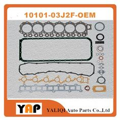 TB42 TB42S Overhaul Gasket Kit Engine FOR FITNissan Y60 PATROL 4.2L 12V L6 10101-03J2F A0101-03J2F 1992-2010 #Affiliate