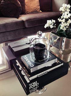 Decoración De Mesas De Café