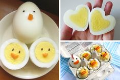 Oh so cute Eggs for Easter #Pasqua #Easter